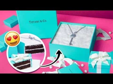 You Won't Believe This Tiffany Box Is A...