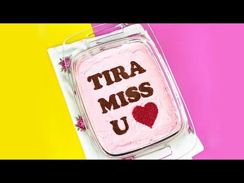Easy Tiramisu Recipe  I Tira-MISS-U All ...