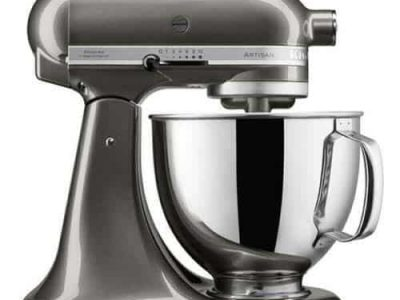 KitchenAid Artisan Mixer 125 Liquid Graphite 5 Year KitchenAid Warranty 0 0