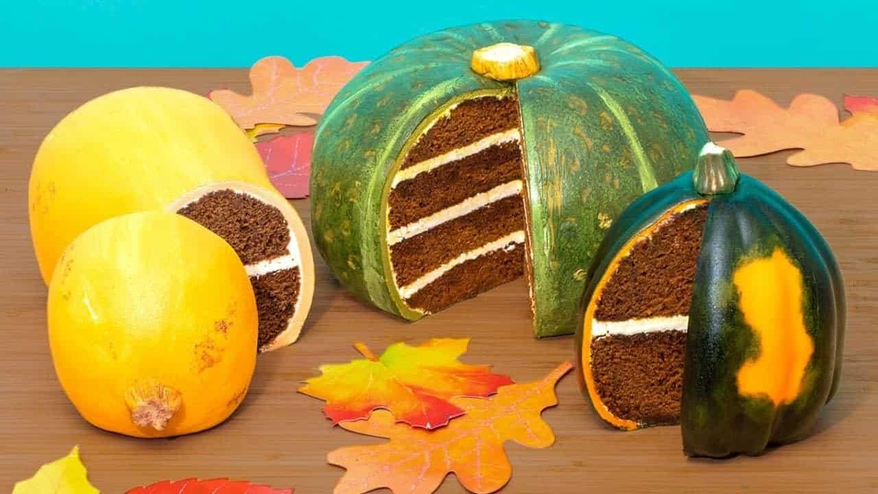 Squash Cake