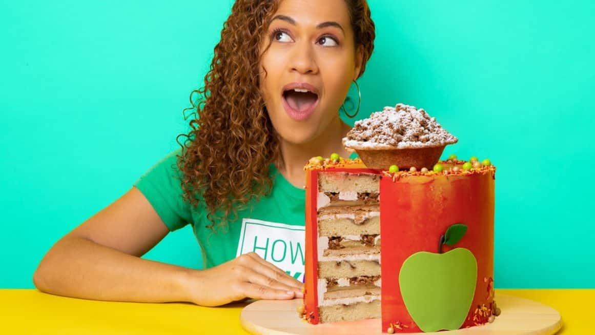 The Greatest Apple Pie Cake